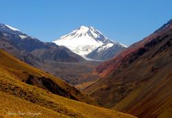 Volcan Tupungato, Argentine