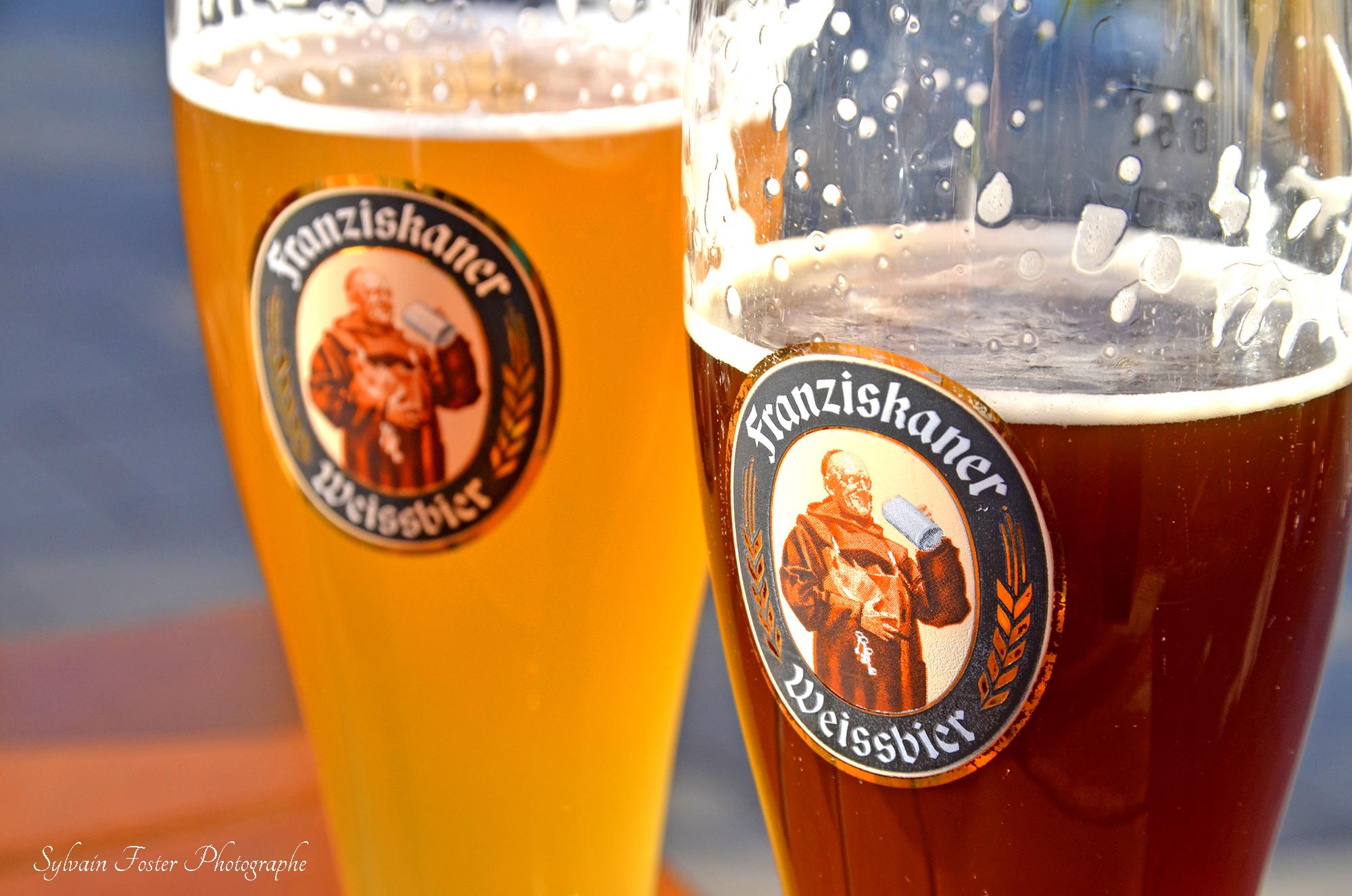 Beer Garden, Munich, Allamagne