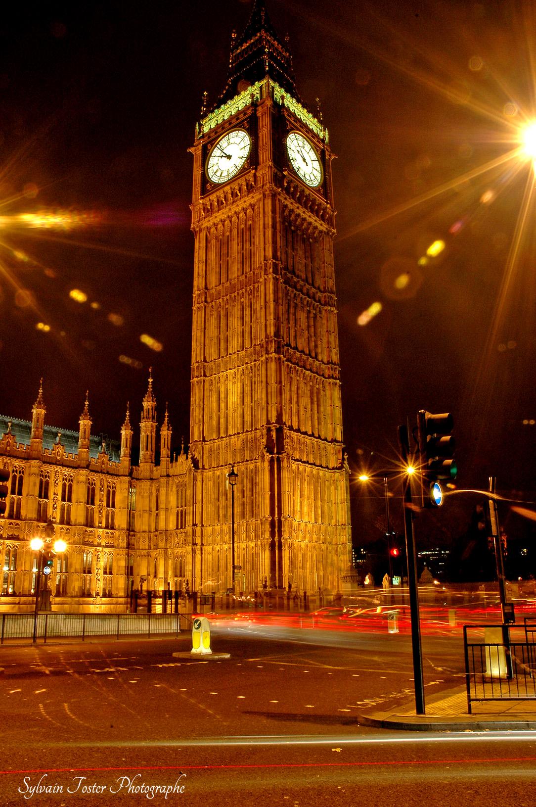 Big Ben, Londre