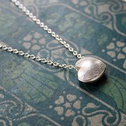 Silver Sonnets Pendant