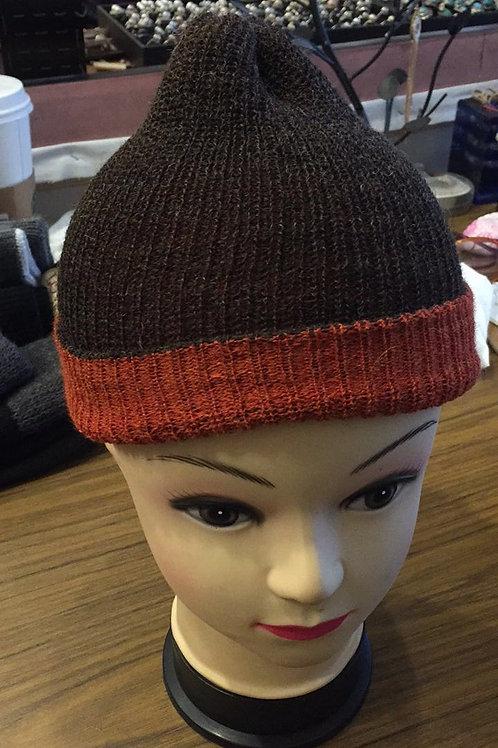 Reversible Alpaca Hat
