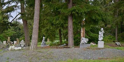 Contact sculpture in trees.jpg