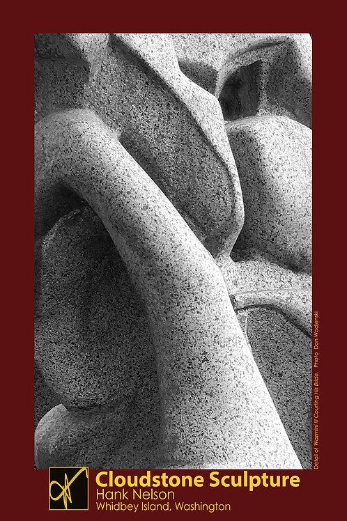 Cloudstone Sculpture Park Poster