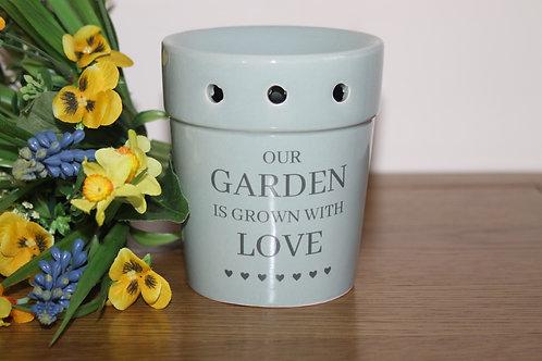 Green Garden burner