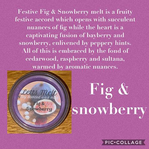 Fig & snowberry