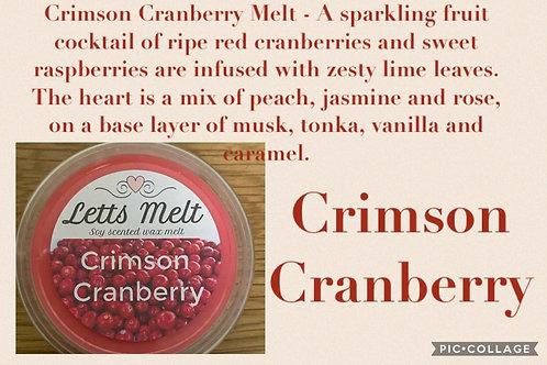 Crimson cranberry