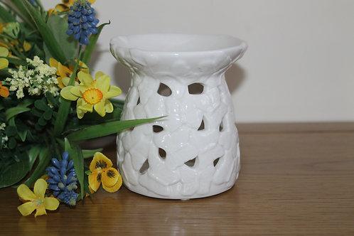 Ceramic butterfly burner