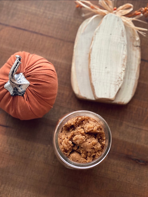 Lively Pumpkin Spice Body Scrub