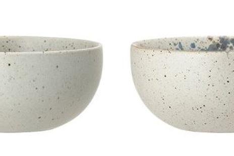 Bowl de gres esmaltado Hazel Ø14 x h6 cm