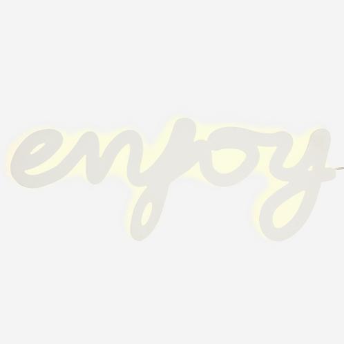 Enjoy led pared