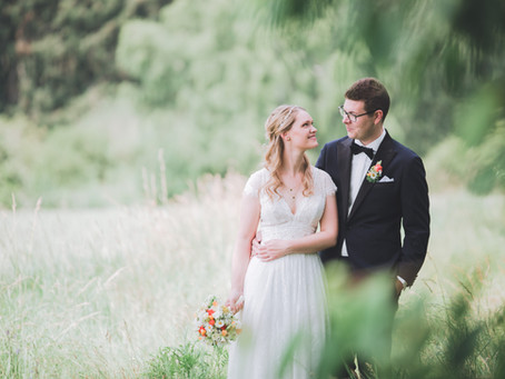 Iris und Jonas - Sunset Wedding