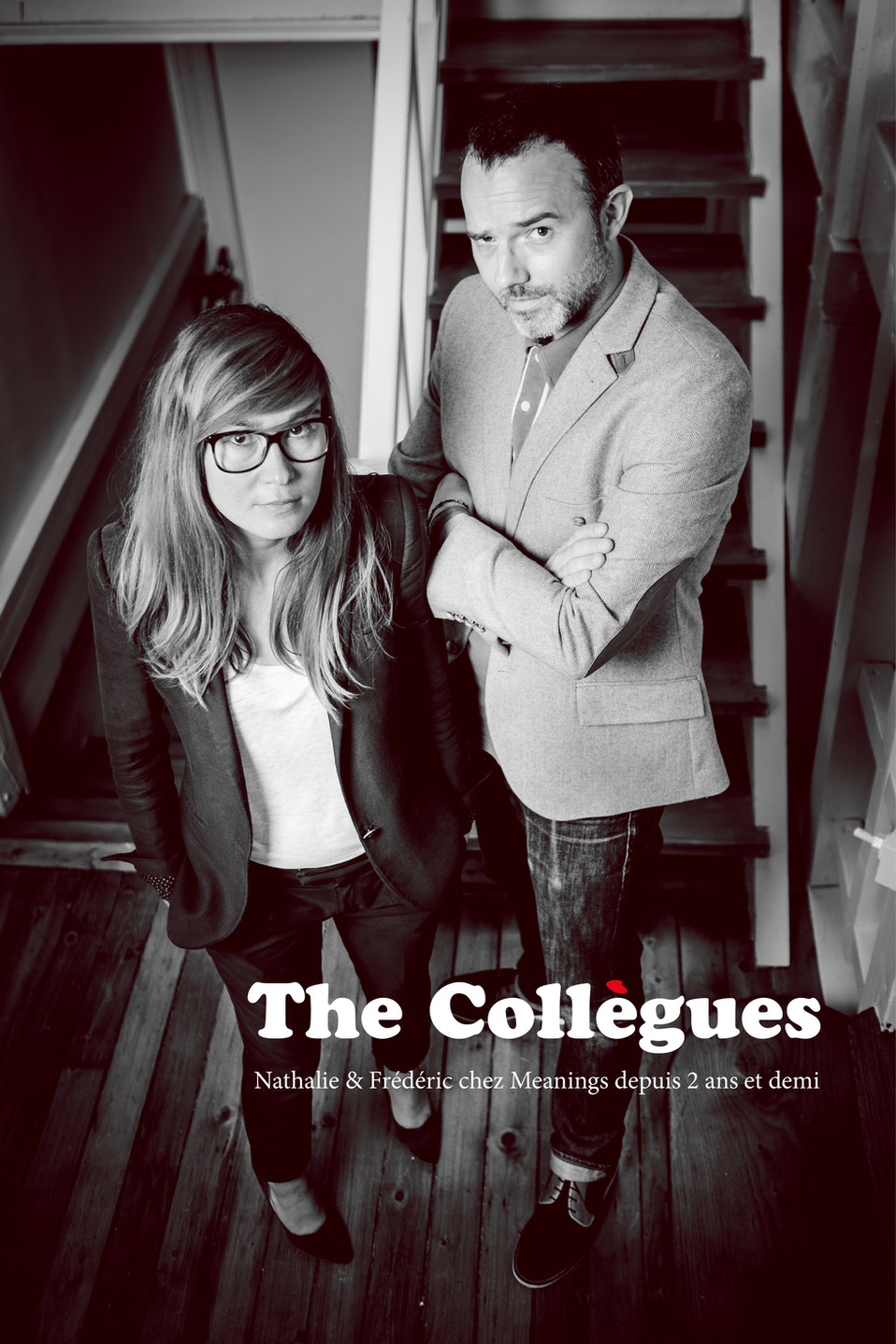 THE COLLÈGUES