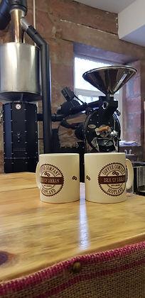 Coffee roaster arran scotland