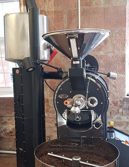 Arran Coffee Roaster