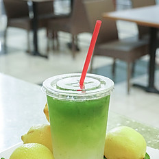 Refreshing Green Lemonade