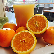 Fresh Squeezed Orange Juice 12oz
