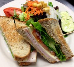 Turkey Jack Sandwich