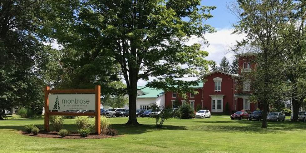 GCBC Summer Retreat