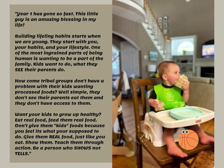 Want your kids to grow up healthy?