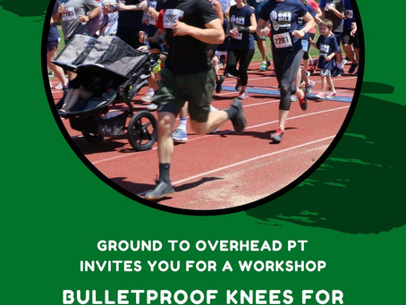 [ATTENTION RUNNERS WITH KNEE PROBLEMS!]