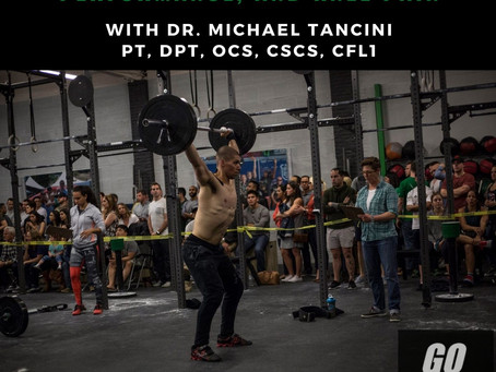 Ankle and it's effect on squat performance, Olympic lifting performance, and knee pain