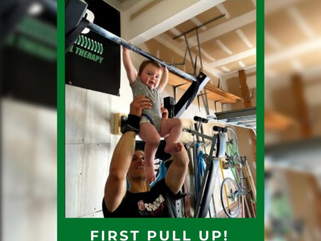 First Pull Up!