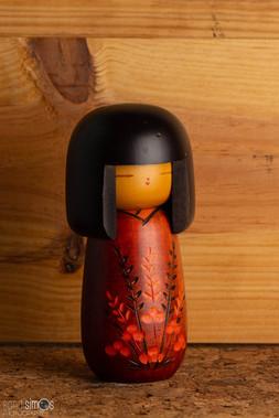 Souvenir photo - korean doll
