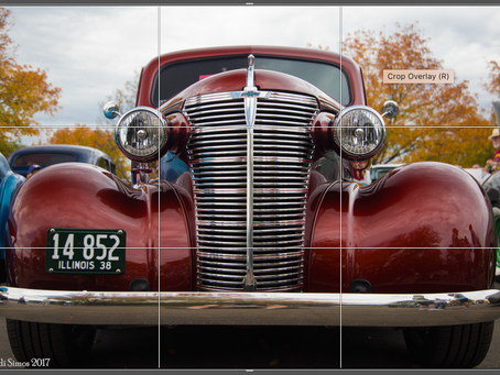 Learn and Break the Rule of Thirds