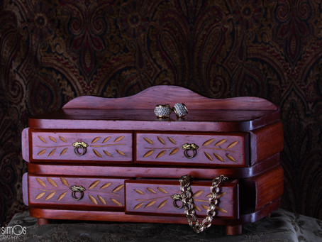 Create a memory book to preserve the stories of heirlooms