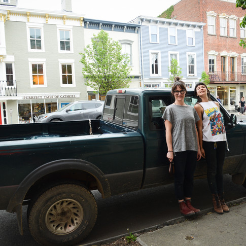 Nurya's cool truck