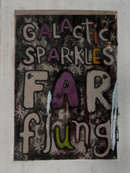 Galactic Sparkles Far Flung