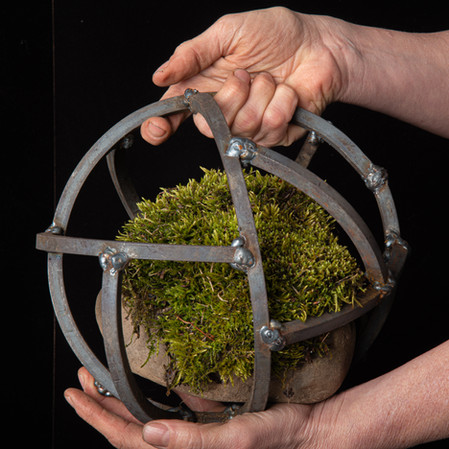 MOSS ROCK CAGE