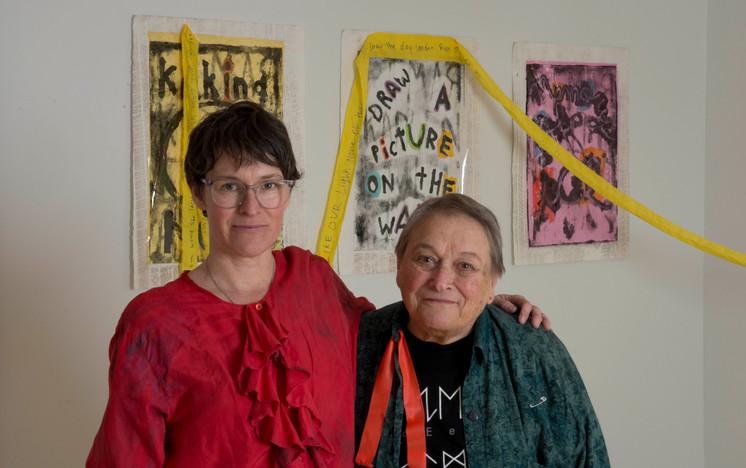 Nina Isabelle & Nye Ffarrabas