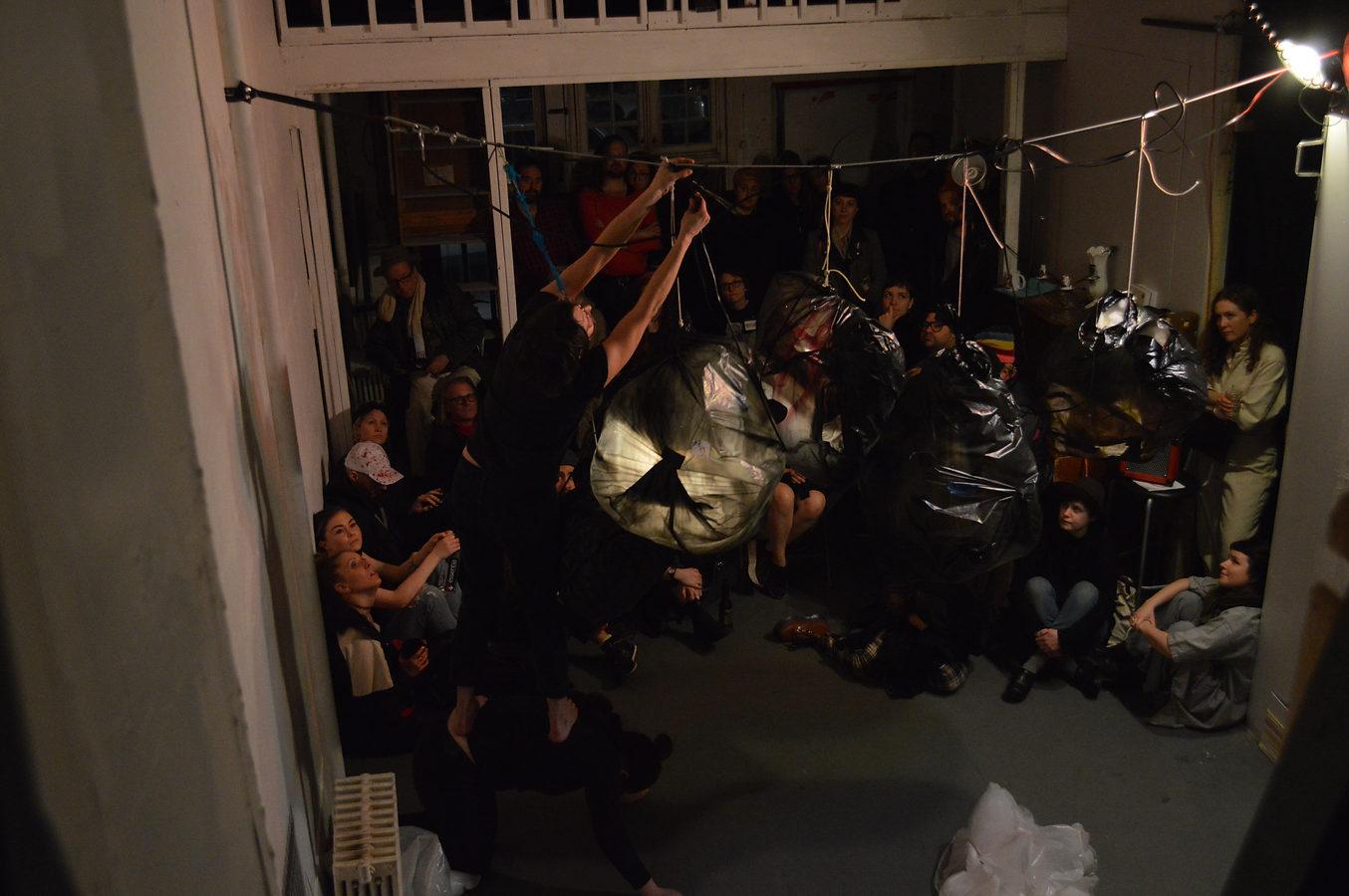 Performance at Para\\el Performance Space