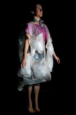Illuminated Intangible Harvesting Vest