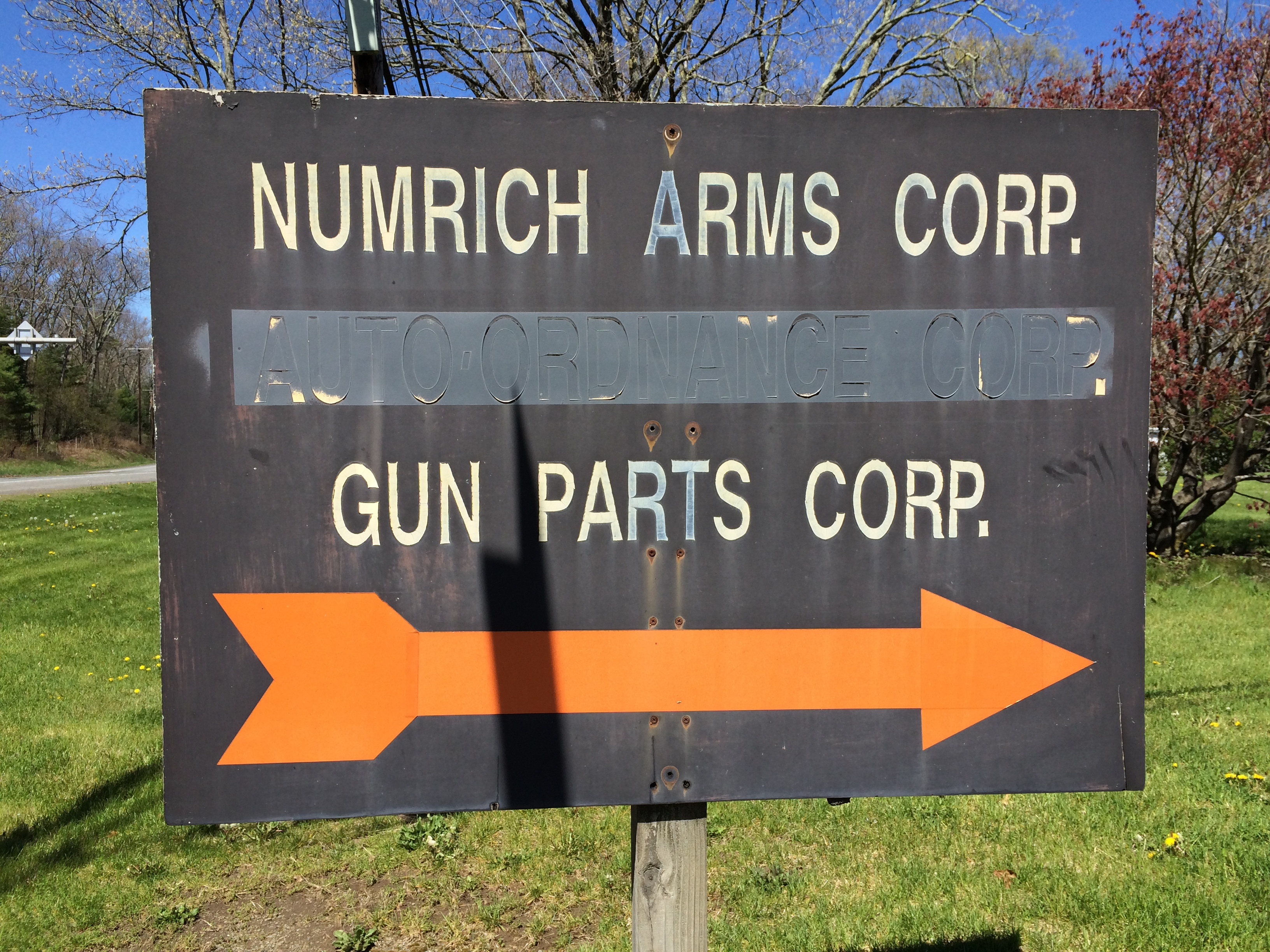 Numrich Arms Archived Superfund Site