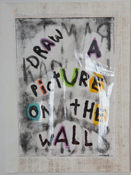 Draw a Picture on the Wall