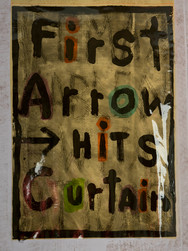 First Aarow Hits Curtain