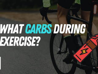 What Carbohydrates during Exercise?