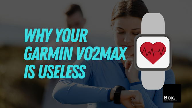 Why Your Garmin VO2Max is Useless