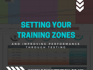 Setting Training Zones and Improving Performance through Testing
