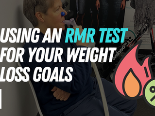 Using an RMR Test For Your Weight Loss Goals