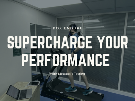 Supercharge Your Endurance Performance With Metabolic Testing