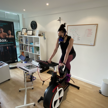 Test your VO2