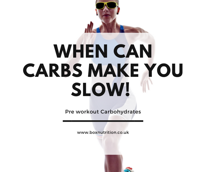 Are your carbs at breakfast affecting your performance?