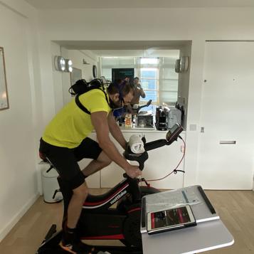 Ironman training