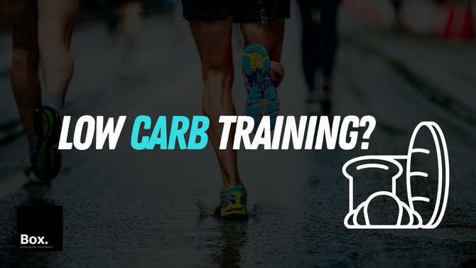Low Carb Training For Endurance Athletes