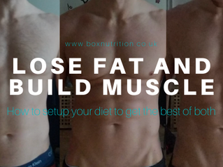 Can you lose fat and build muscle (tone up) at the same time?