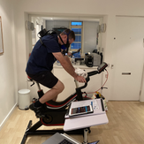 Cycling VO2 test