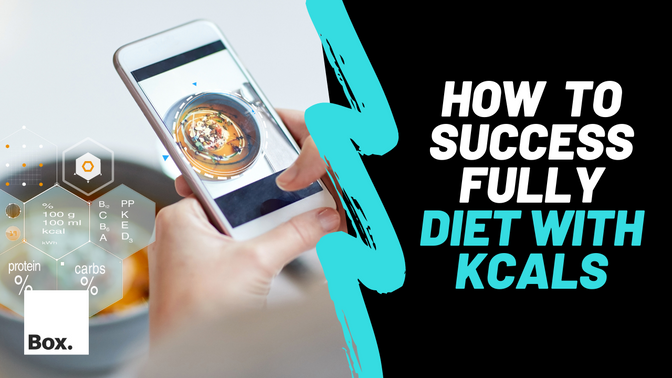 How to Successfully Diet with Calories